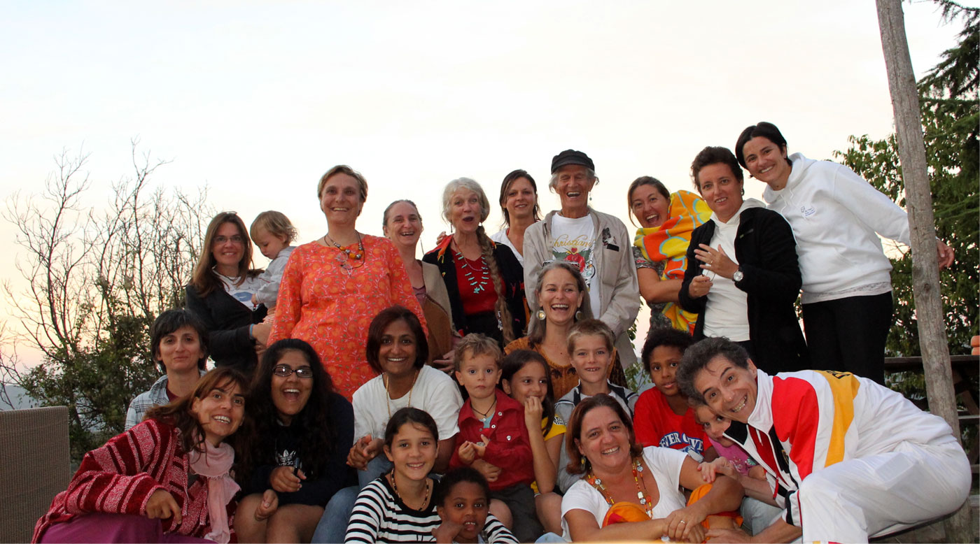 Family camp 2011